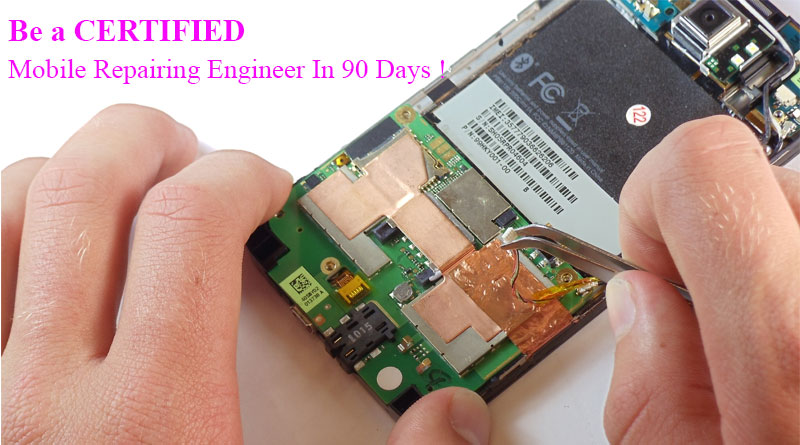 Mobile Repairing Course in Delhi – What Scope Does It Have?