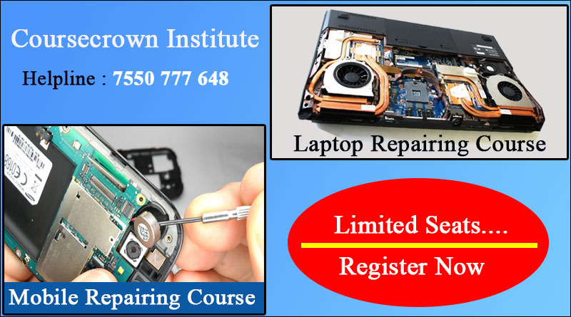Mobile Phone Repairing Course Faridabad – Laptop Training