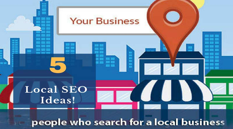 Top 5 Killer Tips for a successful local SEO strategy?