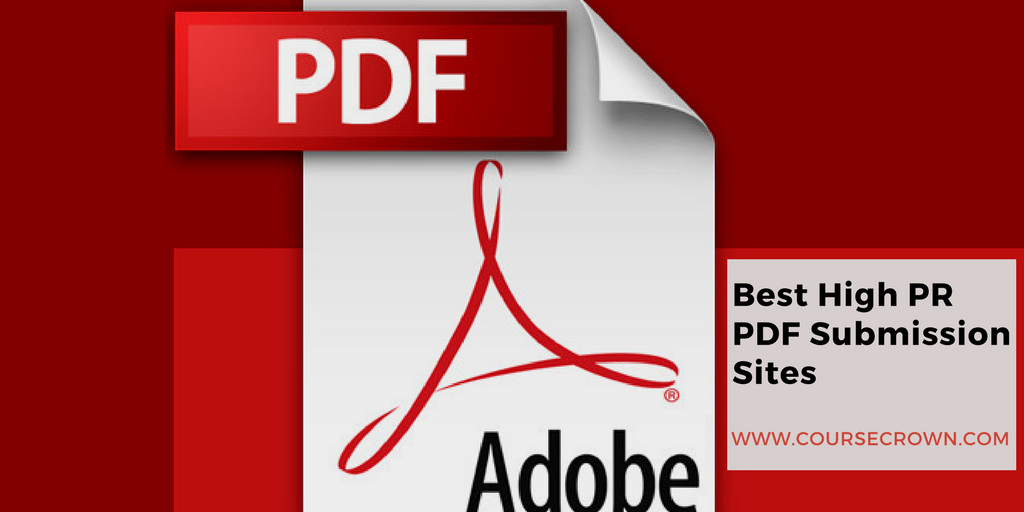 50+ Top PDF Sharing Sites with DA, PA and Alexa Rank [ Updated ]