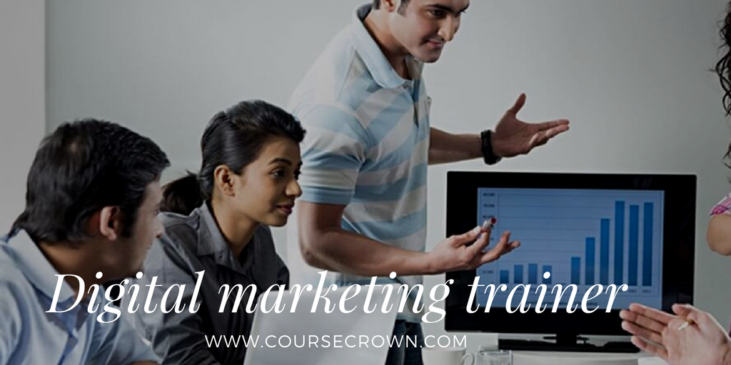 Top 5 Digital Marketing Trainer in Delhi, India (Latest Ranking)