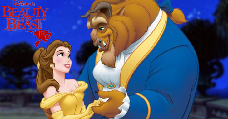 beauty-and-the-beast-3d-animation