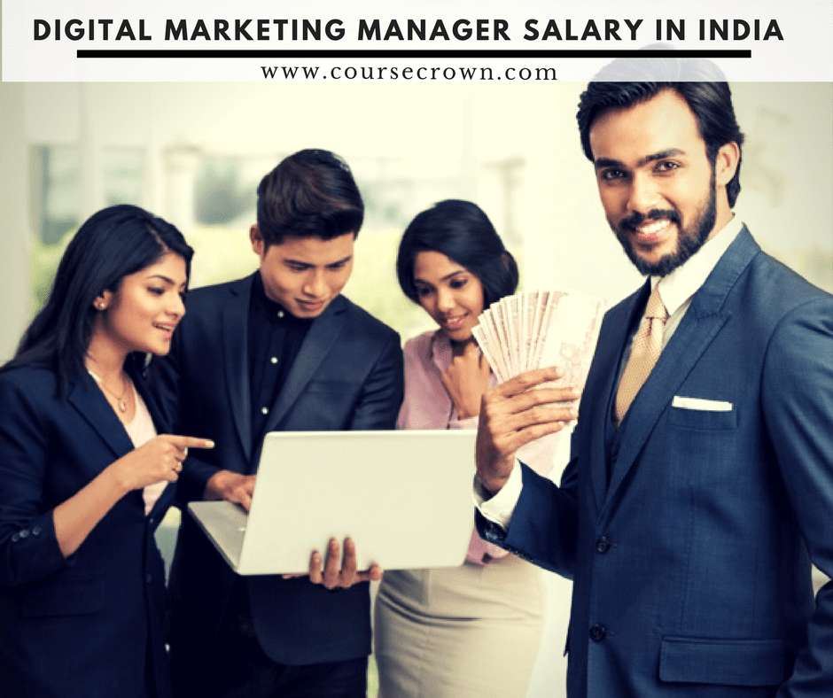 Digital Marketing Manager Salary In India